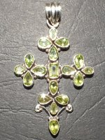 Peridot-Cross